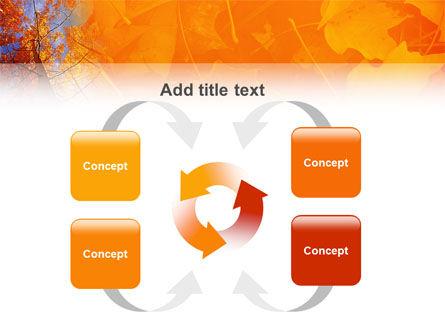 Autumn Woods PowerPoint Template Slide 6