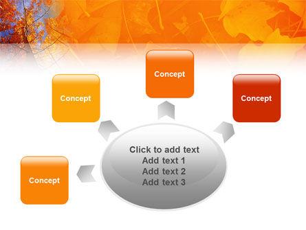 Autumn Woods PowerPoint Template Slide 7