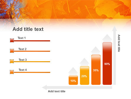 Autumn Woods PowerPoint Template Slide 8