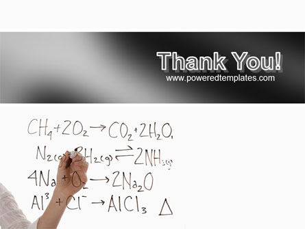 Chemical Formulas PowerPoint Template Slide 20