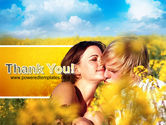 Summer of Love PowerPoint Template#20