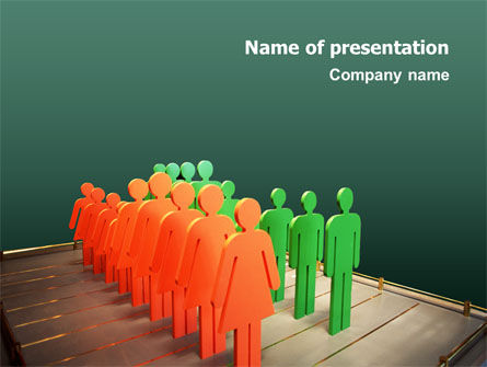 Population PowerPoint Template