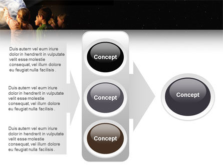 Planetarium PowerPoint Template Slide 11