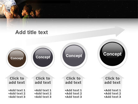 Planetarium PowerPoint Template Slide 13