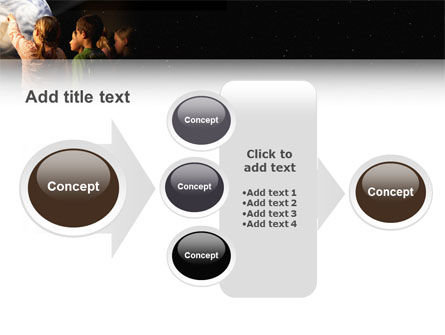 Planetarium PowerPoint Template Slide 17