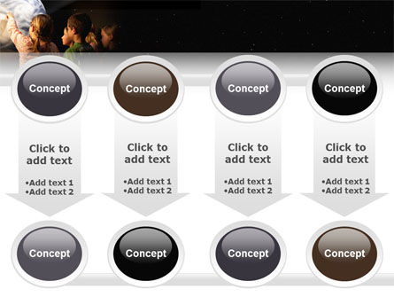 Planetarium PowerPoint Template Slide 18