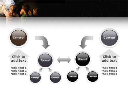 Planetarium PowerPoint Template Slide 19