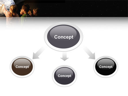 Planetarium PowerPoint Template Slide 4