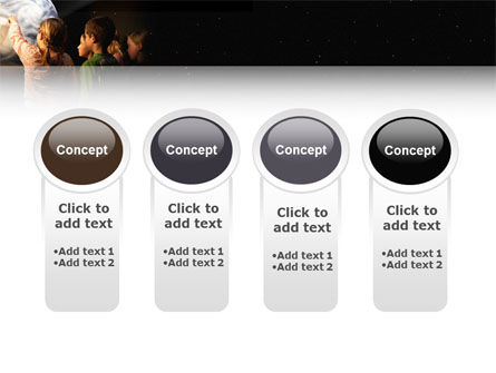 Planetarium PowerPoint Template Slide 5