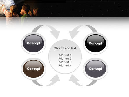 Planetarium PowerPoint Template Slide 6