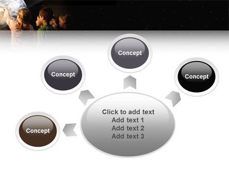 Planetarium PowerPoint Template Slide 7