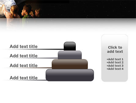 Planetarium PowerPoint Template Slide 8