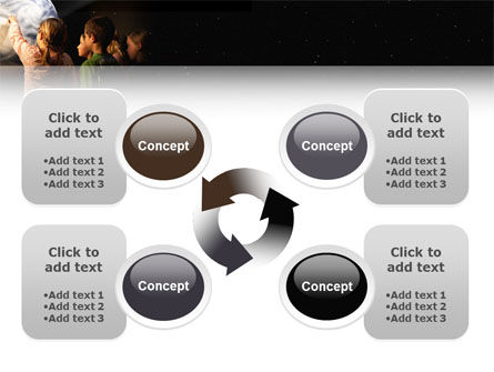 Planetarium PowerPoint Template Slide 9