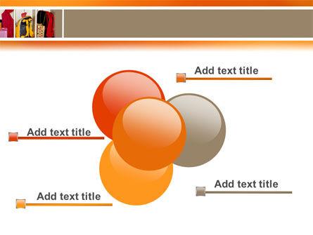 School Cubbyholes PowerPoint Template Slide 10