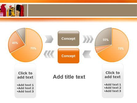 School Cubbyholes PowerPoint Template Slide 11