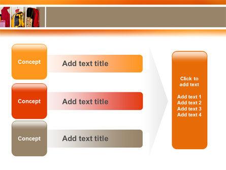 School Cubbyholes PowerPoint Template Slide 12
