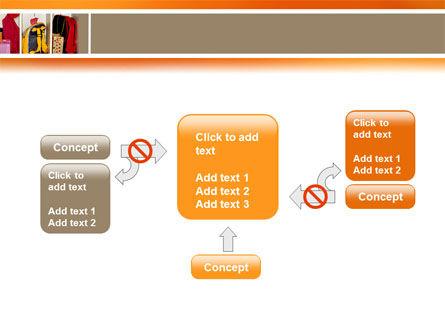 School Cubbyholes PowerPoint Template Slide 13