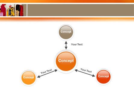 School Cubbyholes PowerPoint Template Slide 14