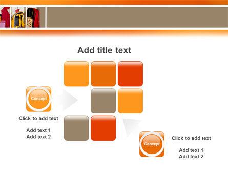 School Cubbyholes PowerPoint Template Slide 16