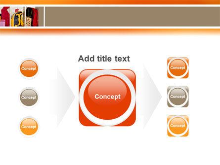 School Cubbyholes PowerPoint Template Slide 17