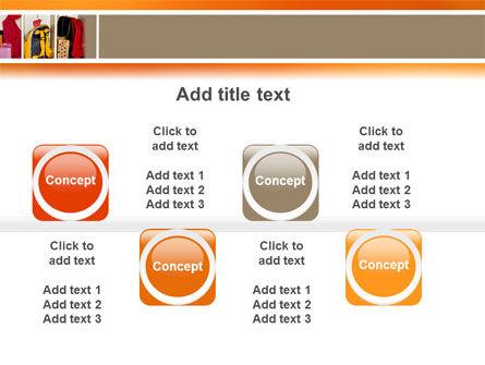 School Cubbyholes PowerPoint Template Slide 19