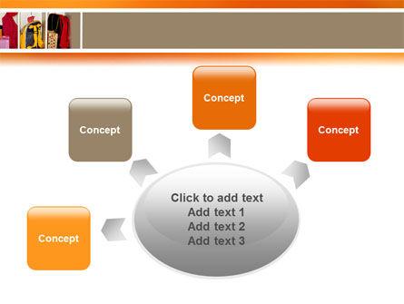 School Cubbyholes PowerPoint Template Slide 7