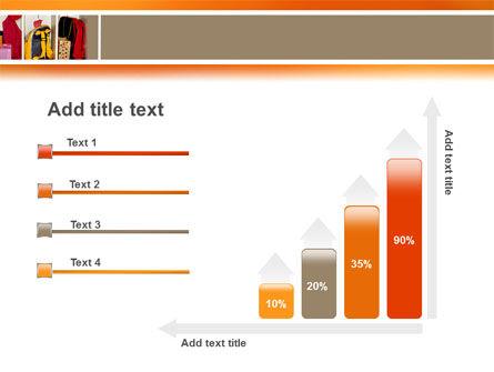 School Cubbyholes PowerPoint Template Slide 8