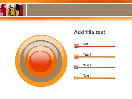 School Cubbyholes PowerPoint Template Slide 9