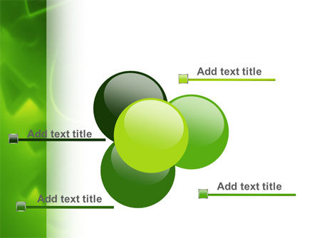 Green Numbers PowerPoint Template Slide 10