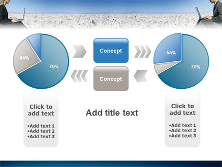 Internet Communication PowerPoint Template Slide 11
