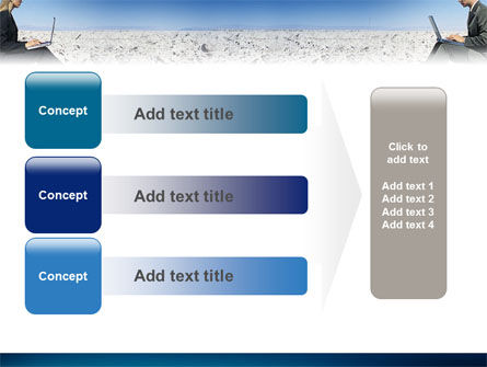 Internet Communication PowerPoint Template Slide 12