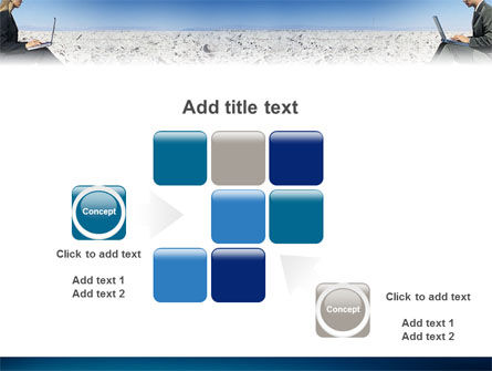 Internet Communication PowerPoint Template Slide 16