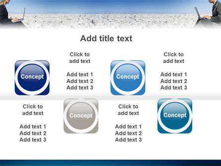 Internet Communication PowerPoint Template Slide 19