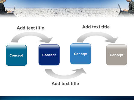 Internet Communication PowerPoint Template Slide 4