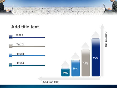 Internet Communication PowerPoint Template Slide 8