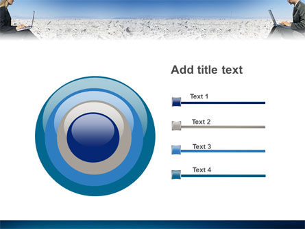 Internet Communication PowerPoint Template Slide 9