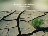 Drought PowerPoint Template#1