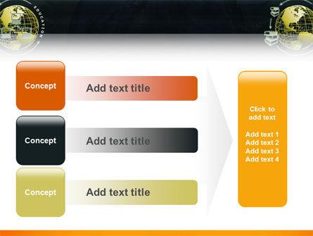 Distance Education PowerPoint Template Slide 12