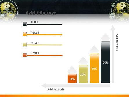 Distance Education PowerPoint Template Slide 8