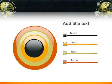 Distance Education PowerPoint Template Slide 9