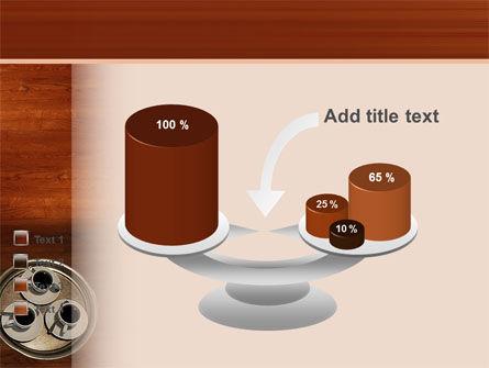 Waitress PowerPoint Template Slide 10