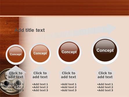 Waitress PowerPoint Template Slide 13