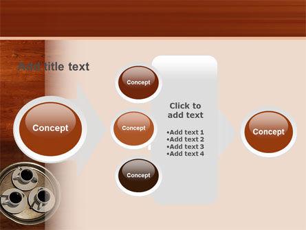 Waitress PowerPoint Template Slide 17
