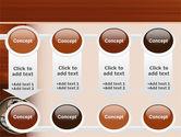 Waitress PowerPoint Template#18