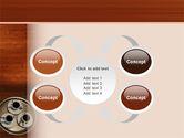 Waitress PowerPoint Template#6