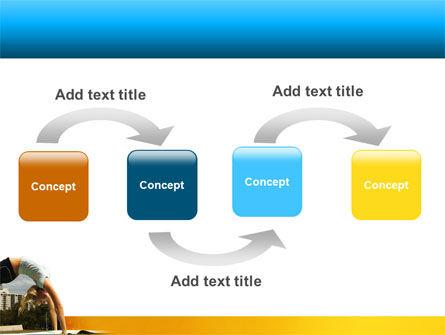 Gymnastics PowerPoint Template Slide 4