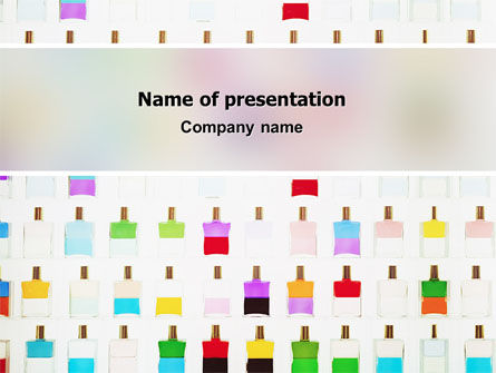 Perfume PowerPoint Template