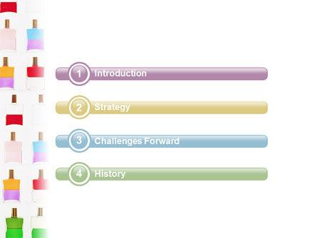 Perfume PowerPoint Template, Slide 3, 02643, Careers/Industry — PoweredTemplate.com