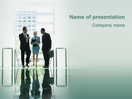 People: Corporate PowerPoint Template #02647