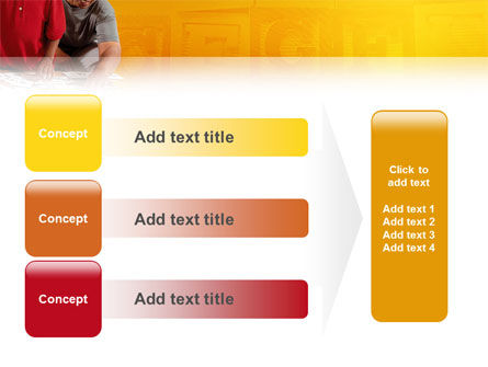 Learning Game PowerPoint Template Slide 12